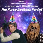 The Force Awakens Party
