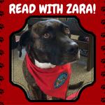 READ WITH ZARA!